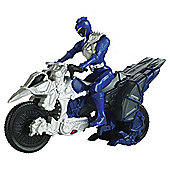 Power Rangers Dino Charge Cycle Blue