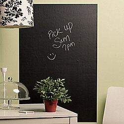Large Chalkboard Wall Sticker