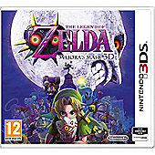 The Legend of Zelda Majoras Mask 3D 3DS