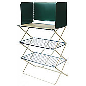 Yellowstone 3 Tier Concertina Camping Kitchen Stand