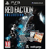 Red Faction Complete Collectin (PS3 )