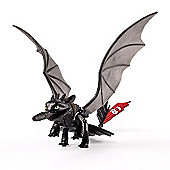 How To Train Your Dragon 2 Power Dragon - Toothless Powerful Glow