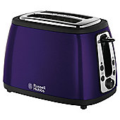 Russell Hobbs 19153 2 Slice Toaster - Purple