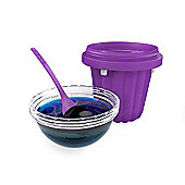 Chill Factor Squeeze 'n Flip Jelly Maker - Purple