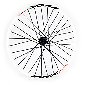 Momentum Boulder MX/Deore 26 Disc Wheel: Rear.