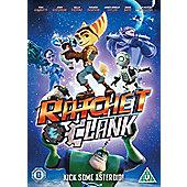 Ratchet & Clank DVD