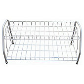 Tesco 3 Tier shoe rack White