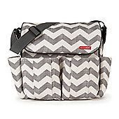 Skip Hop Dash Deluxe Changing Bag - Chevron