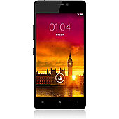 "KAZAM Tornado 348 4.8"" SIM-Free Android Smartphone, 16GB Storage - Black"