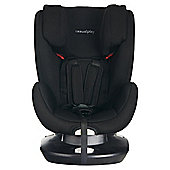 Casualplay Kangur Fix Car Seat Group 1, Black