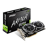MSI nVidia GeForce GTX1060 ARMOR 3G OCV1 Graphics Card