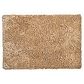 Super Shaggy Rug Natural, 120 x 170cm