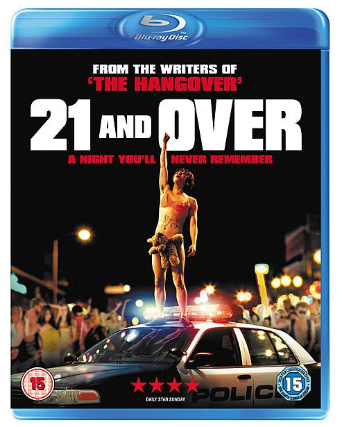 21 And Over - Blu-Ray