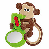 Chicco Baby Musical Rattle (Monkey)