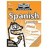 Help With Homework Spanish Essentials 9+