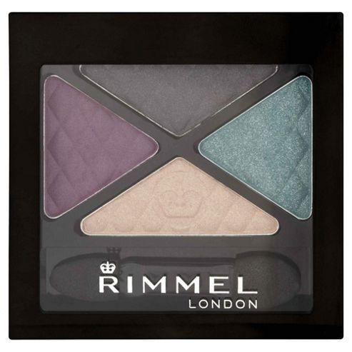 Rimmel Glam'Eyes Quad Eyeshadow Bold Behaviour