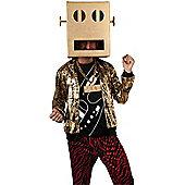 Lmfao Robot Costume Standard