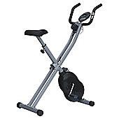 EPP Folding Exercise Bike - Black