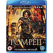 Pompeii Blu Ray