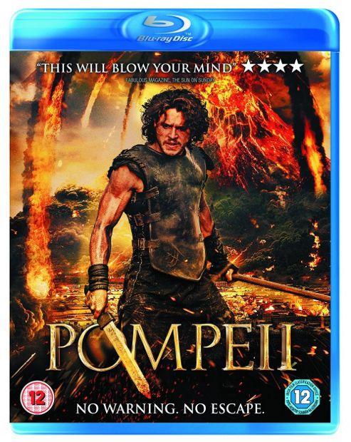 Pompeii (Blu-ray)
