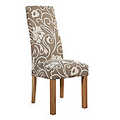 Oakinsen Emilia Fabric Chair