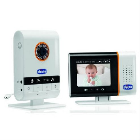 buy chicco top digital video baby monitor from our video range tesco. Black Bedroom Furniture Sets. Home Design Ideas