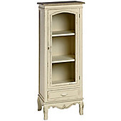 Hill Interiors Country Glazed Tallboy Chest