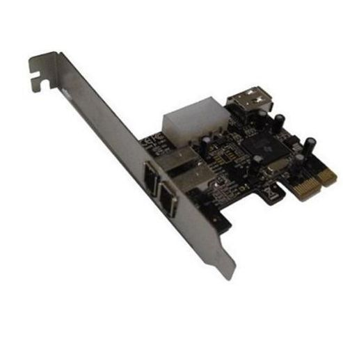 Dynamode PCI Express Card - 3 Port Firewire