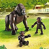 Playmobil City Life Zoo Gorilla with Babies