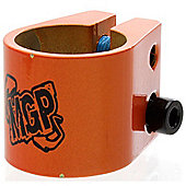 Madd Gear MGP Double Collar Scooter Clamp - Orange