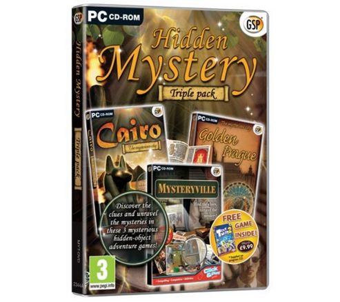 Hidden Mystery Triple Pack