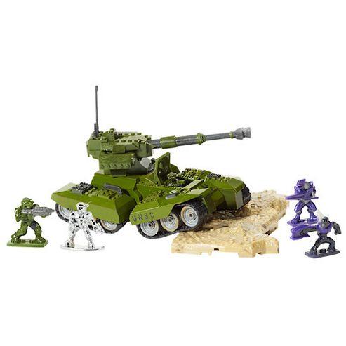 Mega Bloks Halo Metal Series Diecast UNSC Scorpion