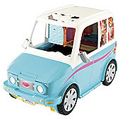 Barbie Puppy Mobile Playset