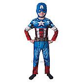 Captain America - Child Costume 7-8 years