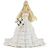 Papo Tales And Legends - White Lace Bride 38819