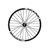"SRAM 506 Race 26"" Mountain Bike Wheel 32H Disc Rear QR Non V Black"