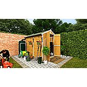 BillyOh 4000 7 x 5 Windowless Tongue & Groove Apex Shed