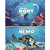 Finding Dory Double Pack Blu-Ray