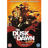From Dusk Till Dawn: Complete Season 2 DVD