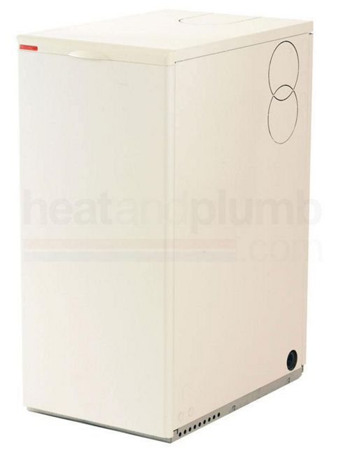 Warmflow U-SERIES Whitebird System Standard Efficiency Oil Boiler 26-33kW