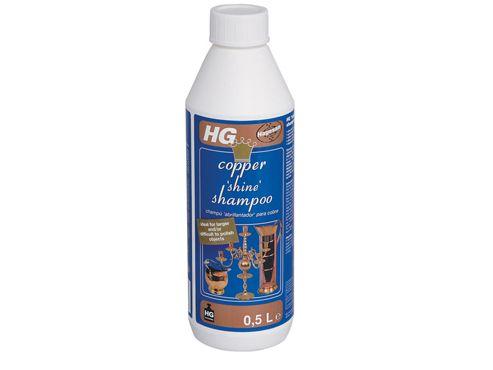 Hg Copper Shine Shampoo 0.5Ltr