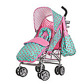 Obaby Metis Stroller Bundle - Cottage Rose