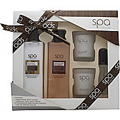 Style & Grace Spa Bathing Experience Gift Set 250ml Bath Creme + 200ml Body Lotion + 15ml EDP + 2 x 65g Candle (2015)