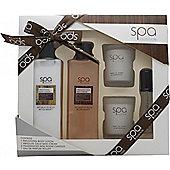 Style & Grace Spa Bathing Experience Gift Set 250ml Bath Creme + 200ml Body Lotion + 15ml EDP + 2 x 65g Candle (2015)