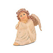 Sitting Christmas Angel Ornaments Design B
