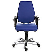 Topstar Sitness 30 Swivel Chair - Royal Blue