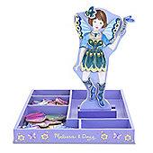Melissa and Doug Petal Fairy Magnetic Dress Up