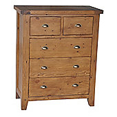 Wiseaction Capri 2 and 3 Drawer Chest
