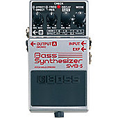 Boss SYB-5 Bass Synthesiser Compact Pedal