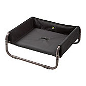 Maelson Soft Dog Bed? in Anthracite - 71cm (L)
